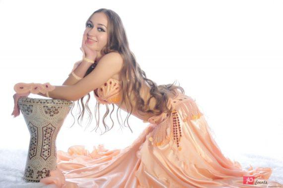 Belly dance and tabla live for annual ceremonies