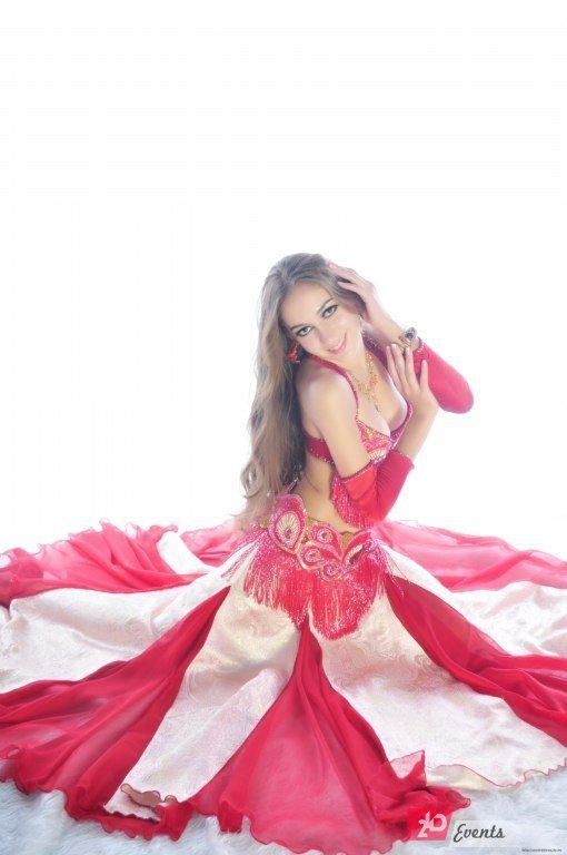 Belly dance and tabla live for private parties