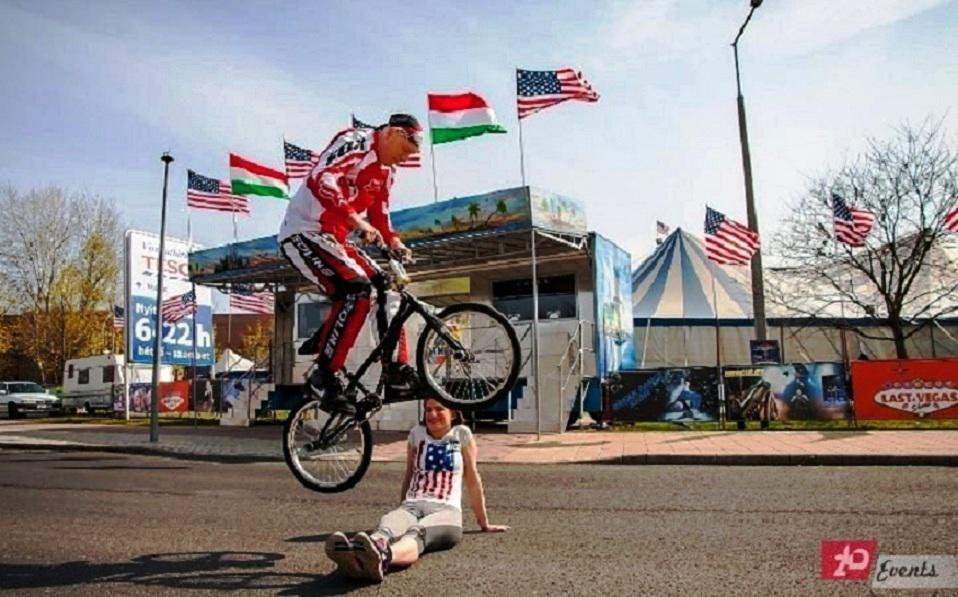 Bike act for outdoor activities
