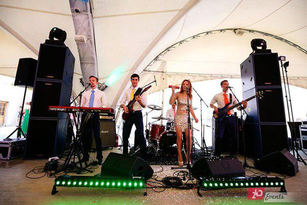 Cover quintet for weddings