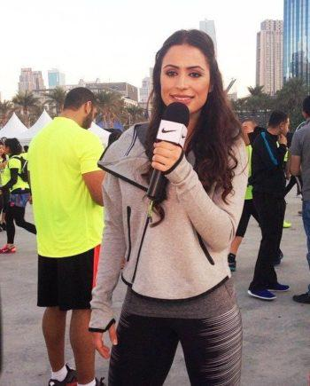 Bilingual Arab female MC in Dubai
