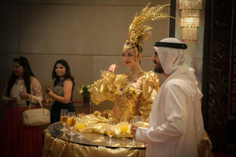 BROADWAY-OSKAR REWARDING NIGHT IN DUBAI