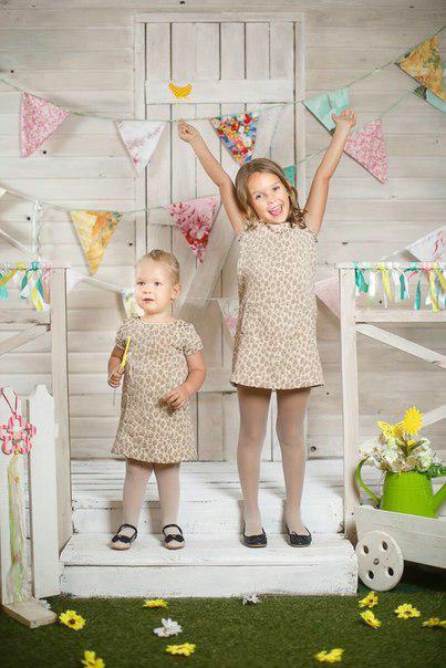 Kids models for festivals