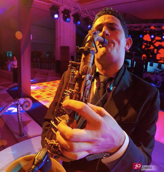Saxophonist for private parties