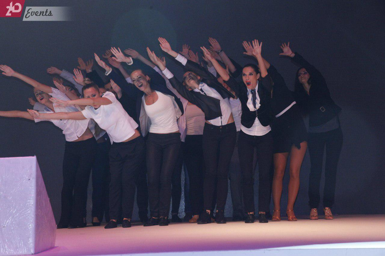 Small flash mob for corporate event
