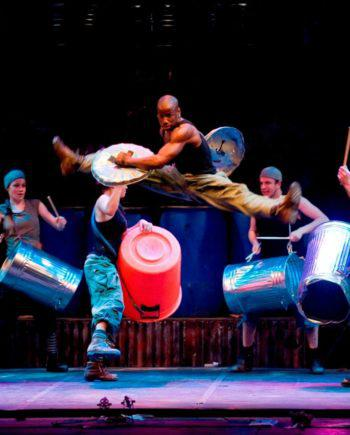 Stomp dance in Dubai