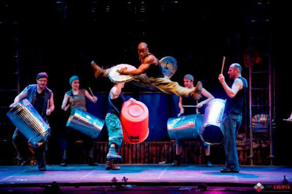 Stomp dance for concerts