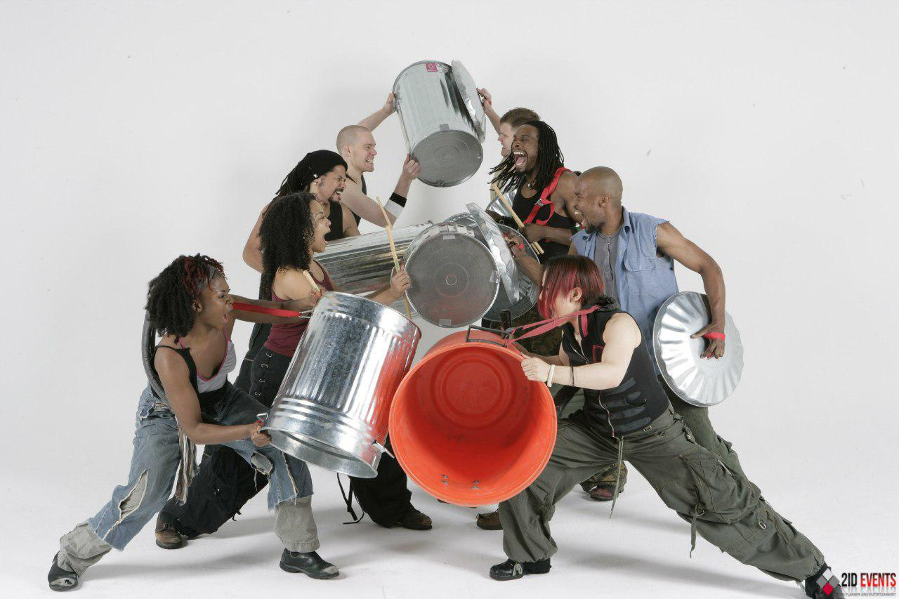 Stomp dance for promotions