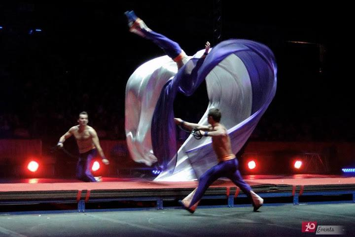 Airtrack acrobats for private events