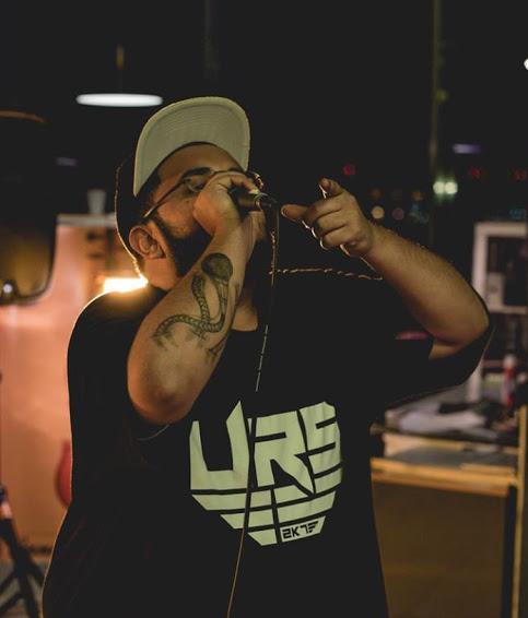 Beatbox artist for street festivals
