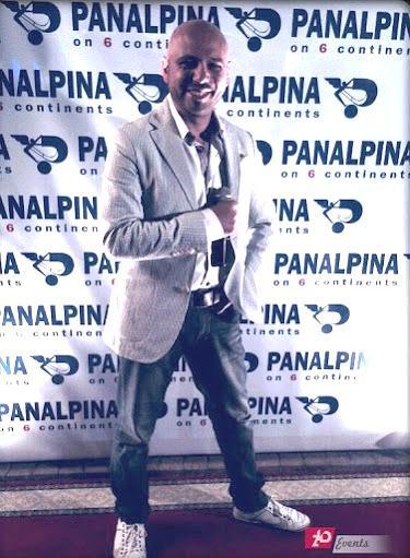 Bilingual male MC for corporate events