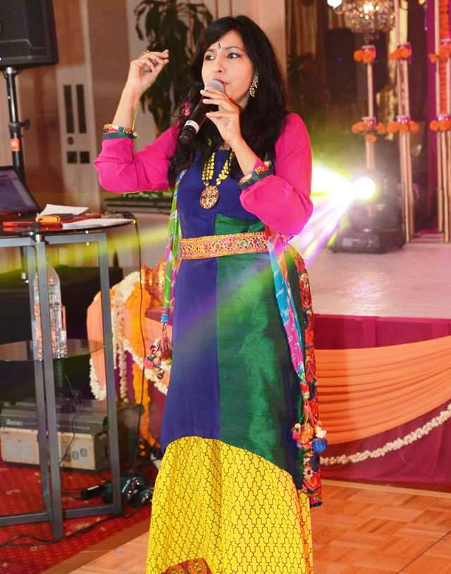 Bilingual MC & Hindi singer for private events