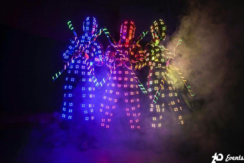 LED TETRIS SHOW IN THE UAE-3