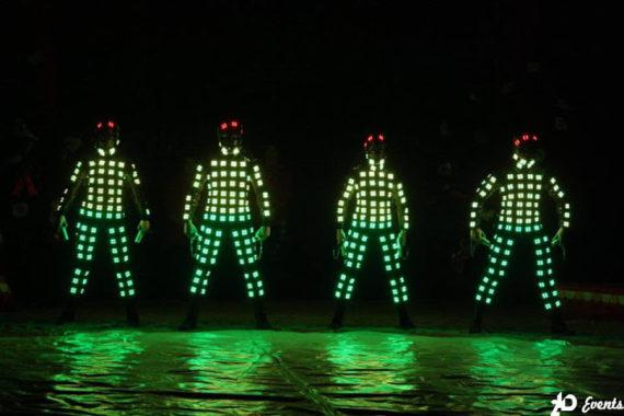 LED TETRIS SHOW IN THE UAE-4