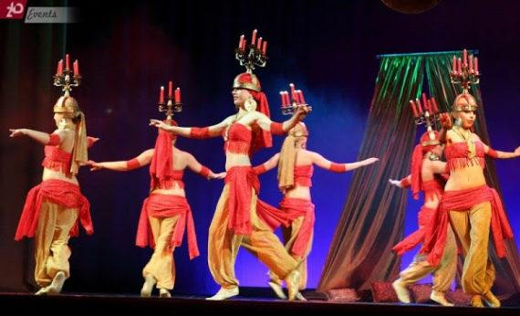 Shamadan dance for private events