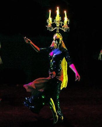 Shamadan dance in Dubai