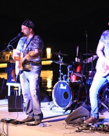 Turkish band in Dubai