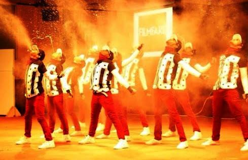 Bollywood dance group for special events