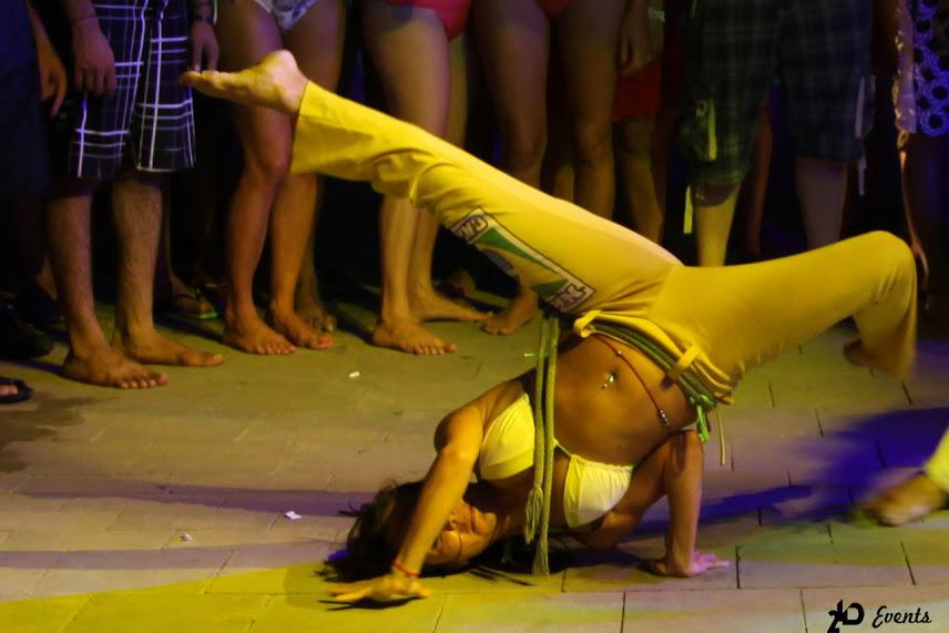 Capoeira group for private events