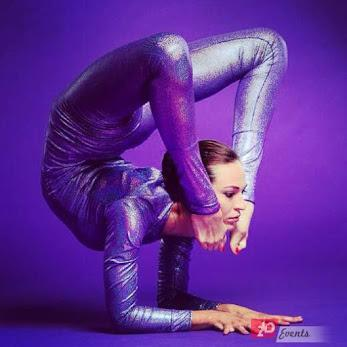 Contortionist for festivals