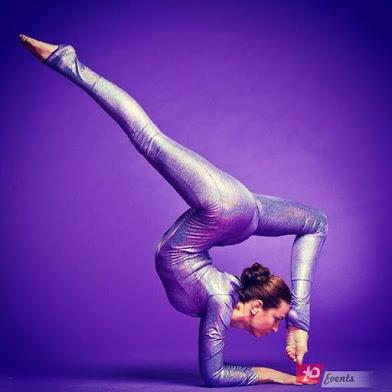 Contortionist for special events