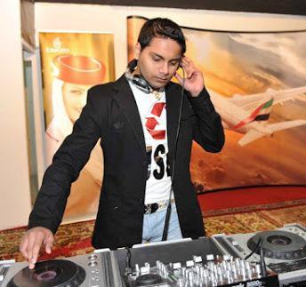 DJ Man for ceremonies