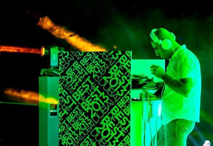 DJ Noor for night club parties