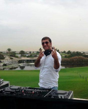 DJ Noor in Dubai
