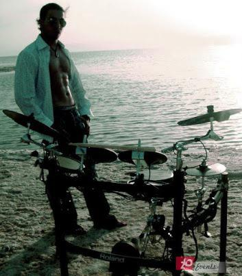 Drummer percussionist for private events