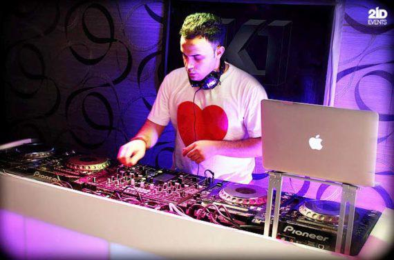 International DJ for private parties