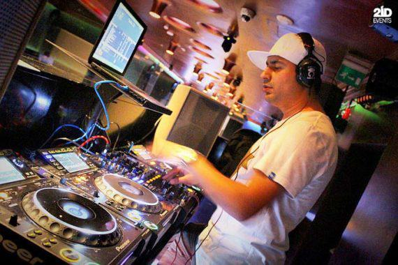 International DJ for weddings