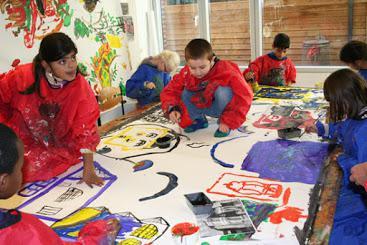 Workshop for kids for special events