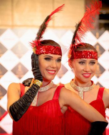 Burlesque dance in Dubai