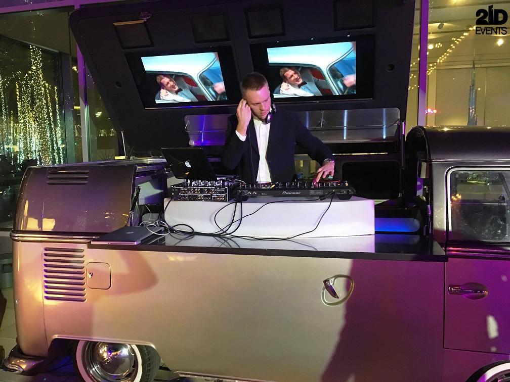 2ID - DJ FOR THE CLASSIC CAR FESTIVAL