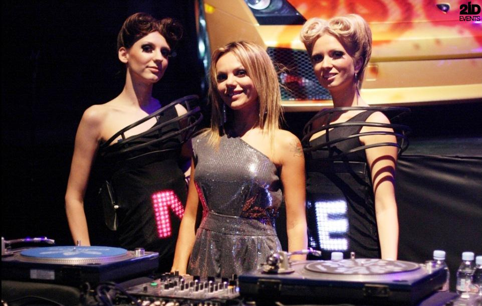 Interactive Hostesses for private party
