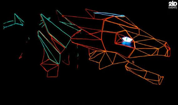 LED Fairy Tale for special occasions