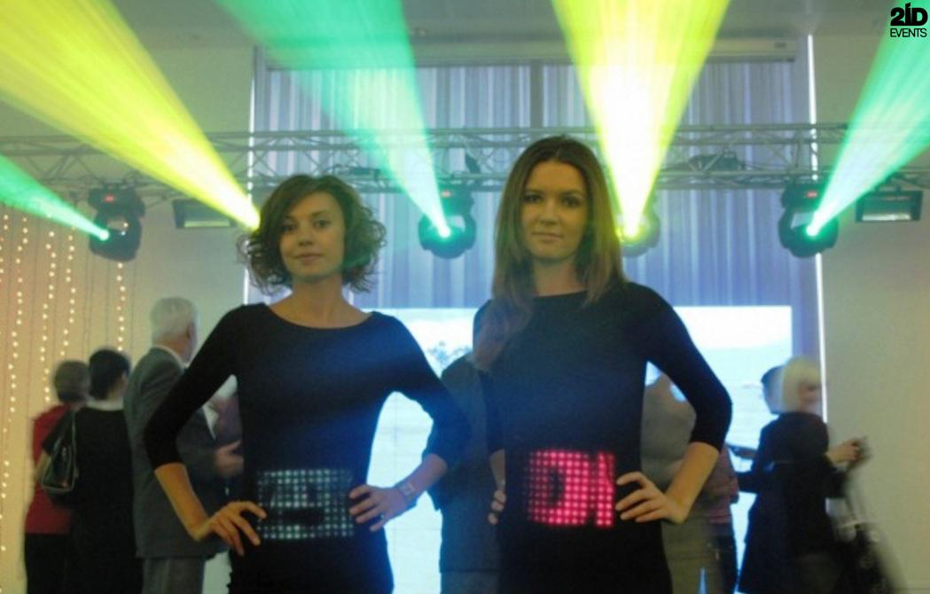 Interactive Hostesses for themed event