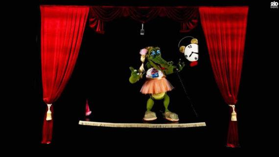 Puppet Theatre for birthday parties