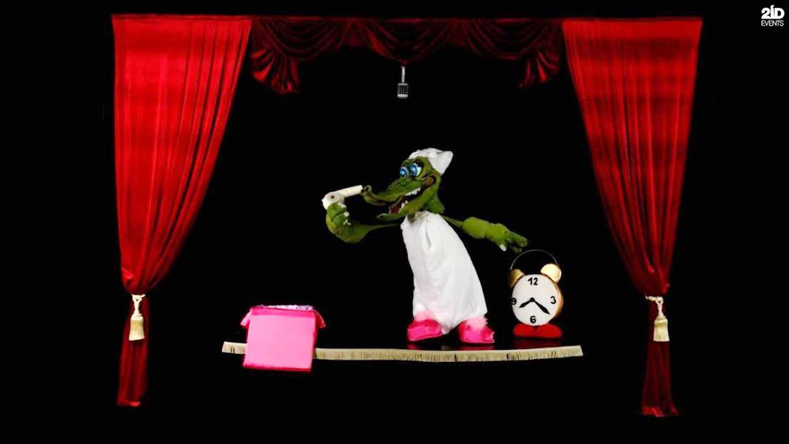 Puppet Theatre for mall activities