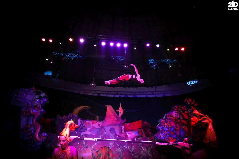 Circus Show for themed events