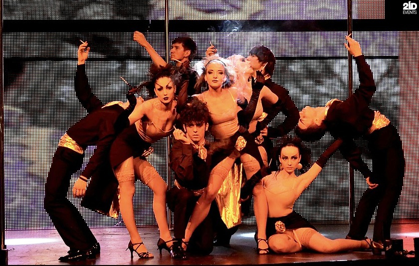 Dance Group for corporate events