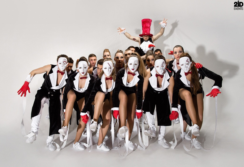Dance Crew for corporate events
