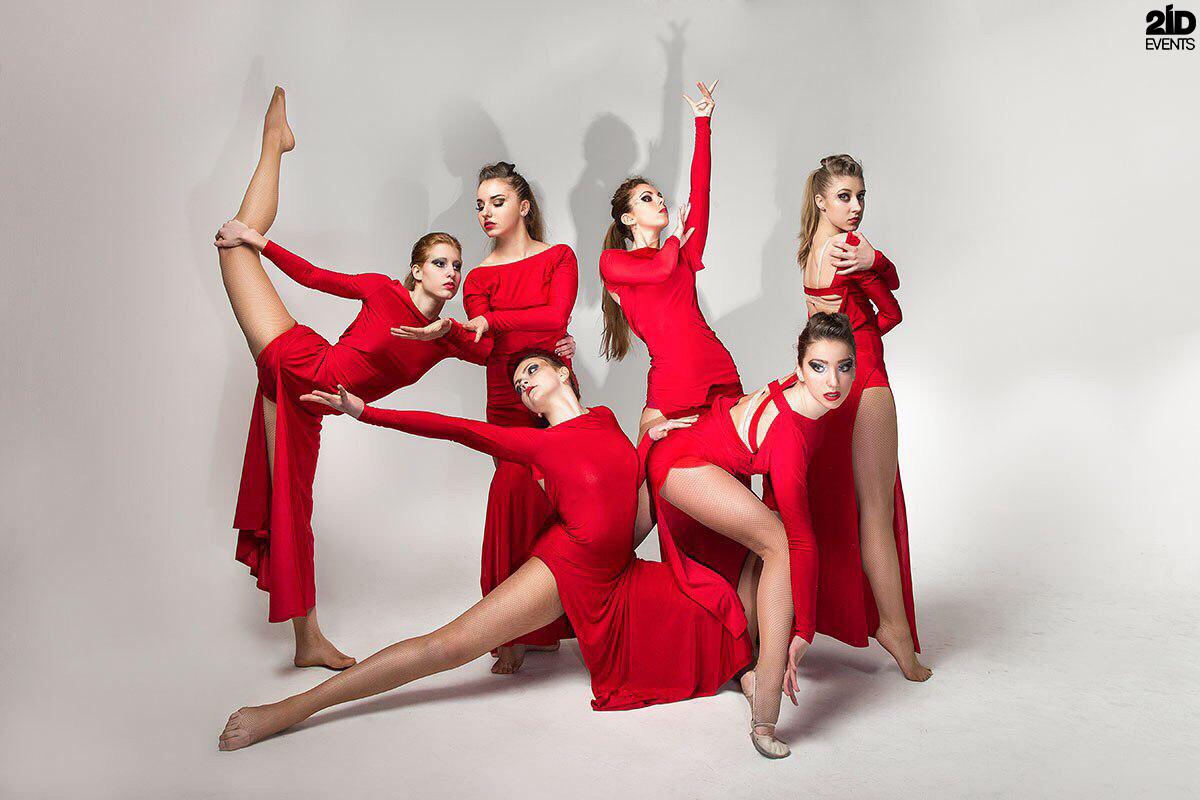 Dance Crew for gala dinners