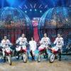 Steel Globe Motorcycle Stunt Show in Dubai