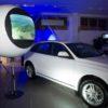 Futuristic Screen Globe in Dubai