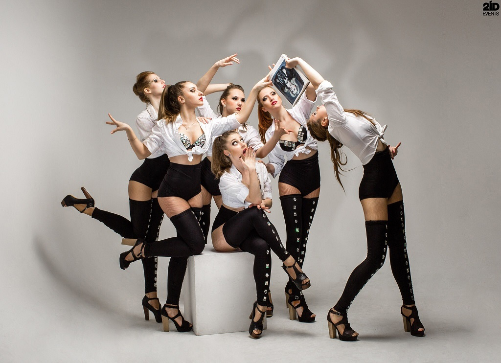 Dance Crew for special events