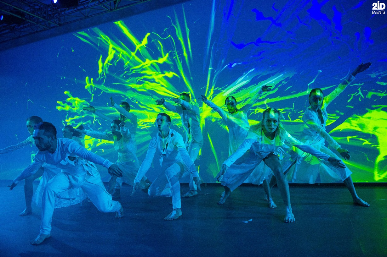 Dance Art Group for corporate events