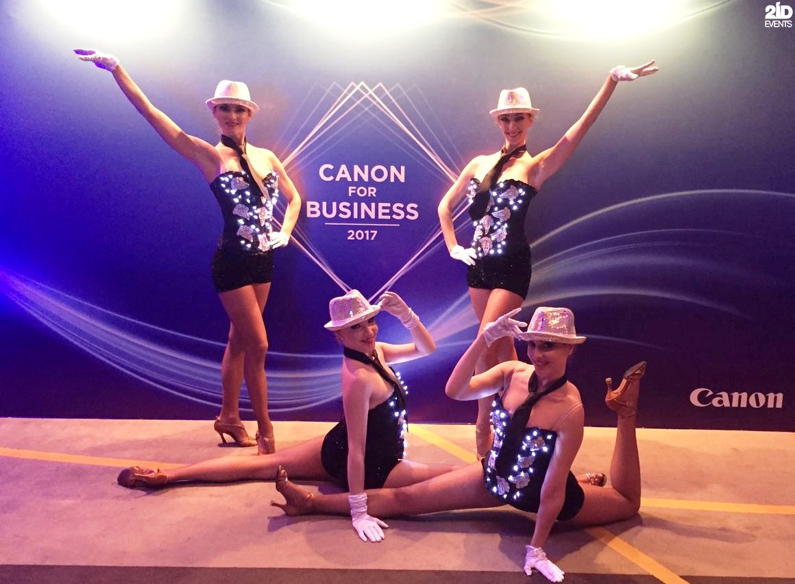 DANCE SHOW FOR THE CORPORATE EVENT