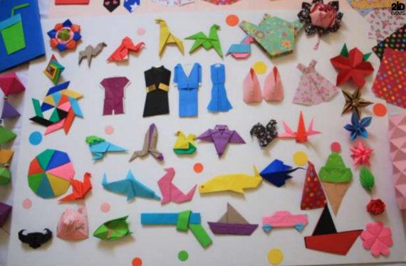Origami Workshop for festivals