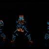 LED Dance Show in Dubai